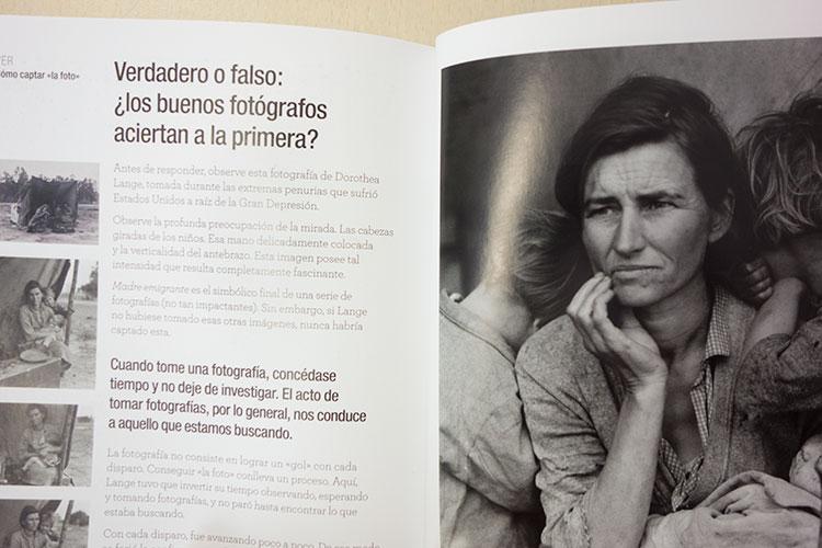 Interior libro: Lea este libro si desea tomar mejores fotografías