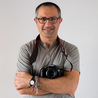 Vamos a aprender fotografía... Braulio Moreno