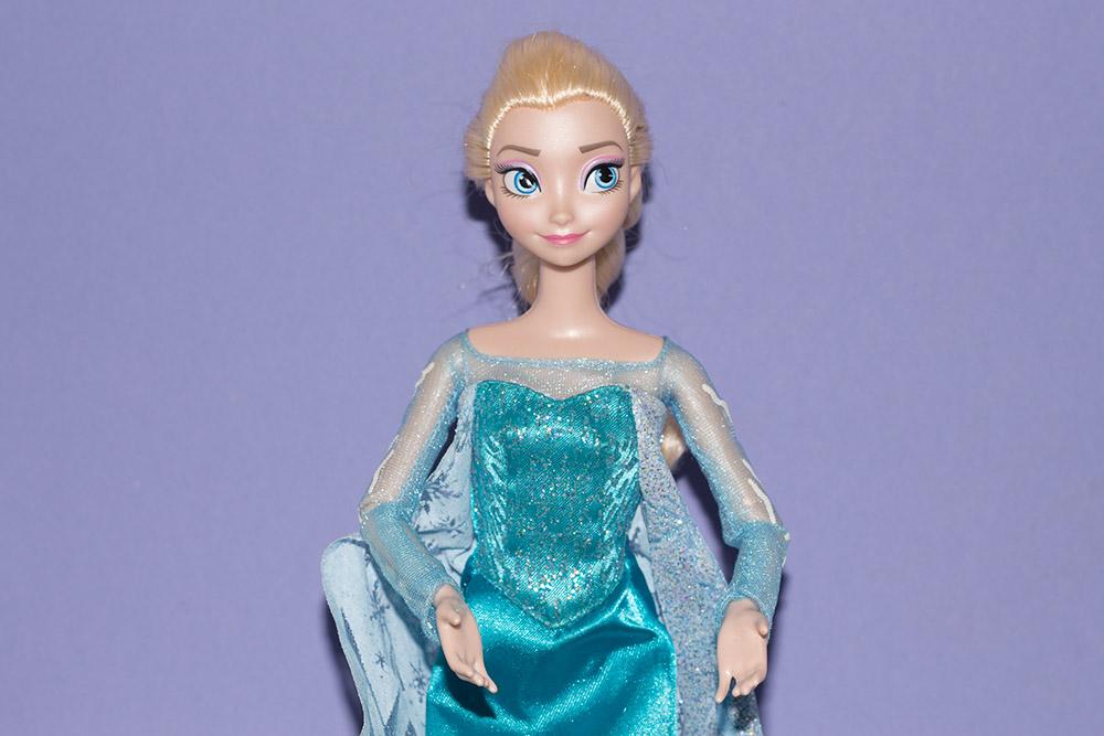 Prueba Elsa flash integrado de la cámara