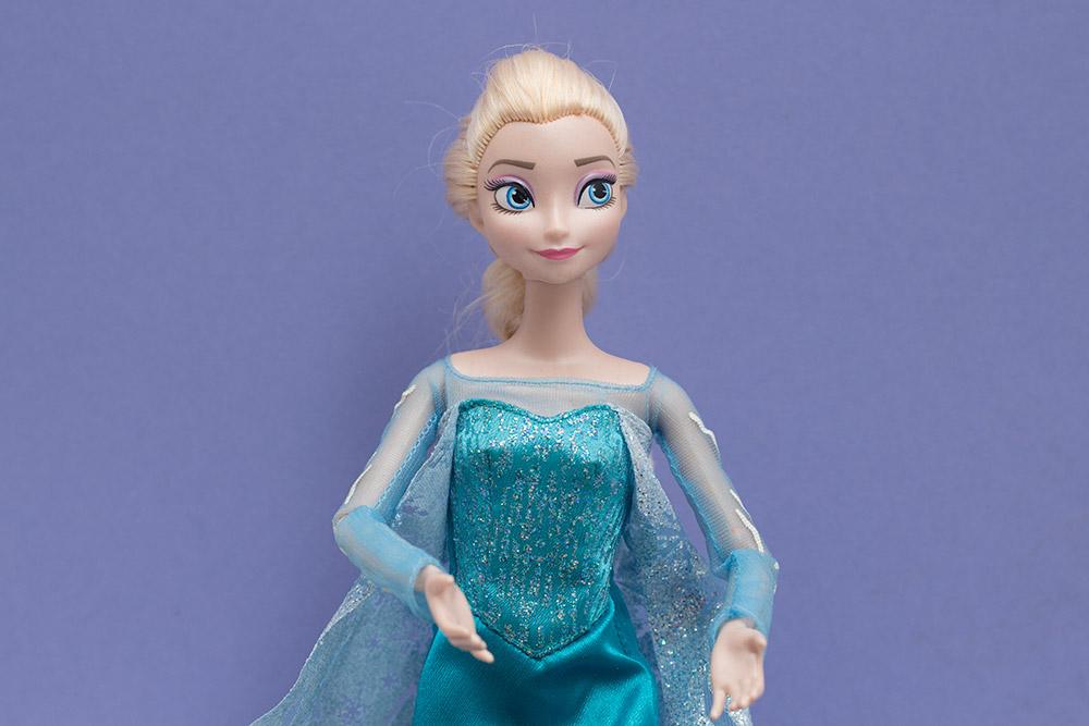 Prueba Elsa flash de mano, rebotado al techo