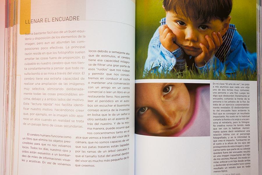 Los secretos de la fotografía. Guía de campo. Bryan Peterson. Interior