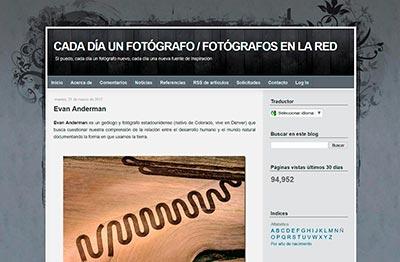 Portada Blog Cada día un fotógrafo
