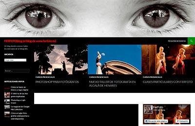 Portada Blog Ferfoto