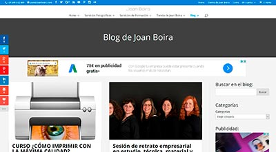 Portada Blog Joan Boira