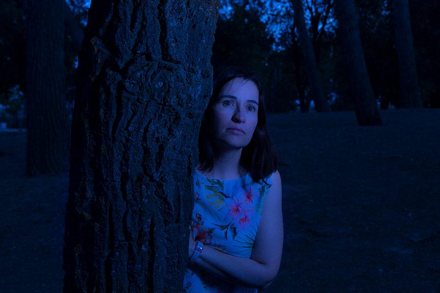 Fotografía ejemplo técnica noche americana sin usar filtro CTO