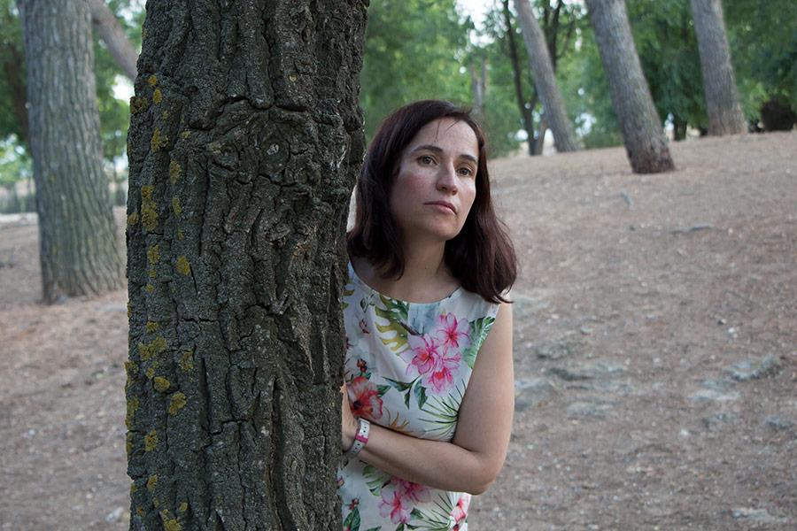 Fotografía en el parque sin hacer el efecto noche americana