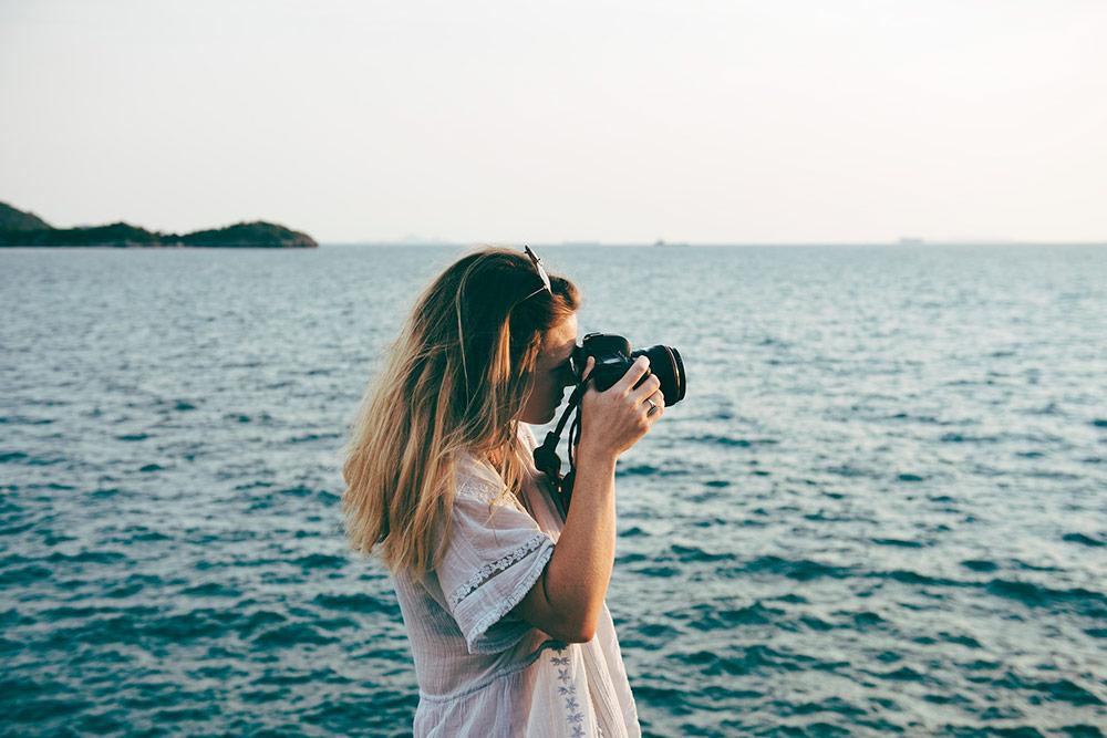fotografía manejo básico de la cámara