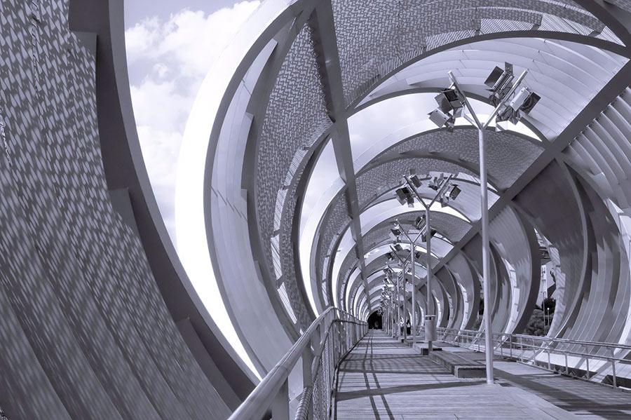 Fotografía ganadora del reto #17, Eduardo DC: Camino circular