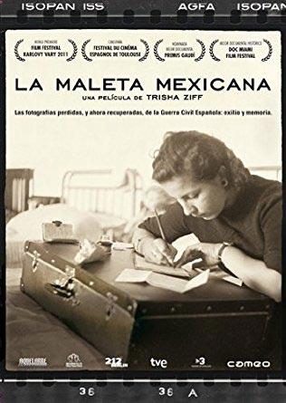 Documental fotografía La maleta mexicana