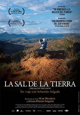 Documental fotografía: La sal de la tierra