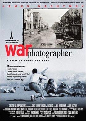 Documental fotografía War Photographer