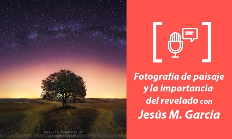 Entrevista a Jesús García