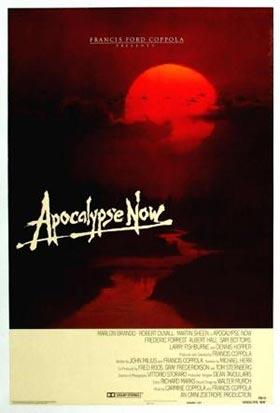 Película fotografía Apocalypse Now
