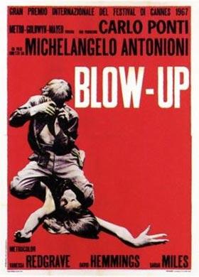 Película fotografía Blow-up