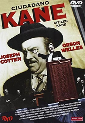 Película fotografía Ciudadano Kane
