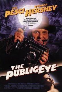 Película fotografía El ojo público