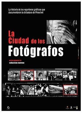 Película fotografía La ciudad de los fotógrafos