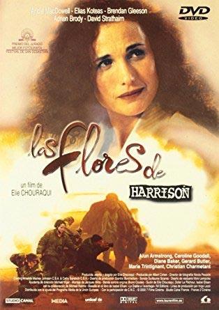 Película fotografía Las flores de Harrison