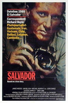 Película fotografía Salvador