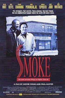 Película fotografía Smoke