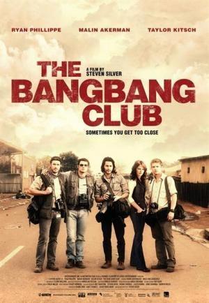 Película fotografía The bangbang Club