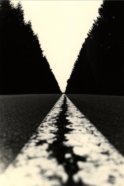 Fotografía minimalista Masao Yamamoto