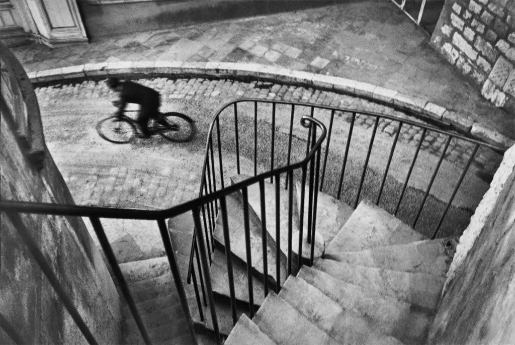 Fotografía de Henri-Cartier Bresson