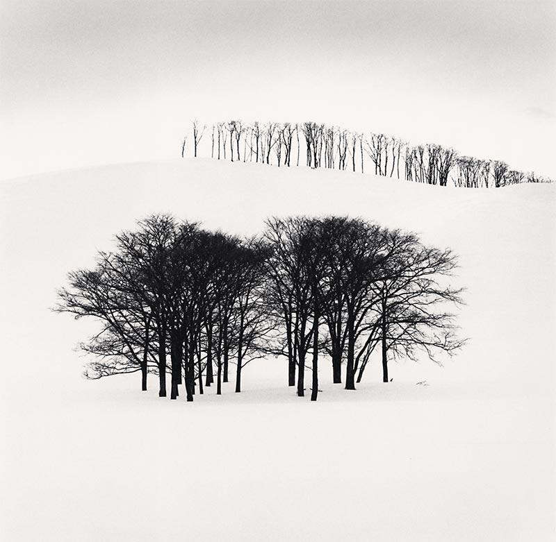 Fotografía de paisaje de Michael Kenna