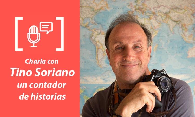Entrevista Tino Soriano