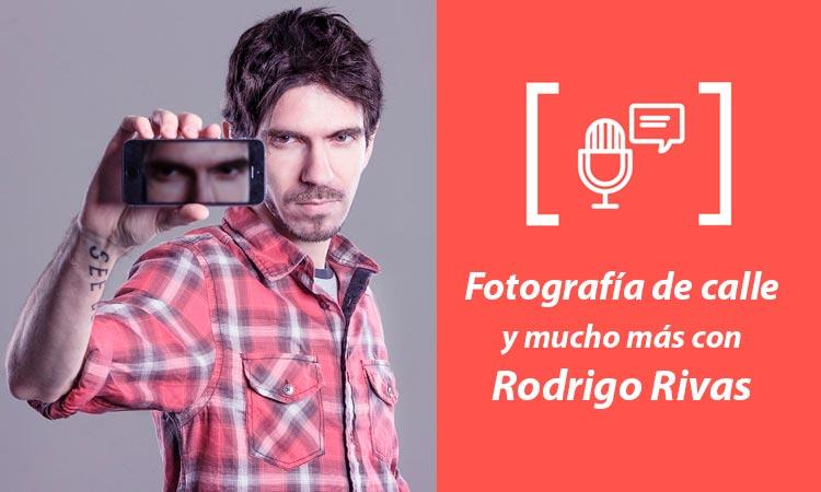 Entrevista a Rodrigo Rivas