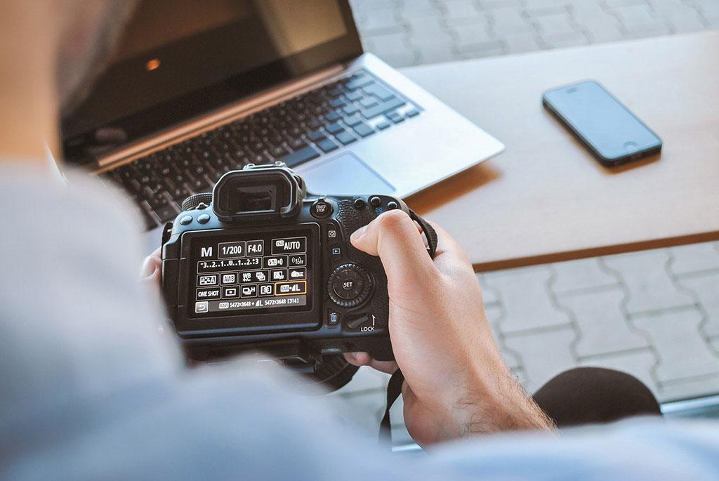 Beneficios de la fotografía digital