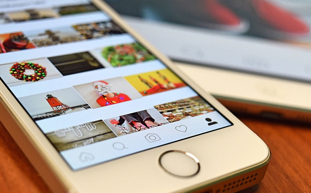 Plataformas de fotografía: Instagram, Flickr, 500px, Pinterest, ...