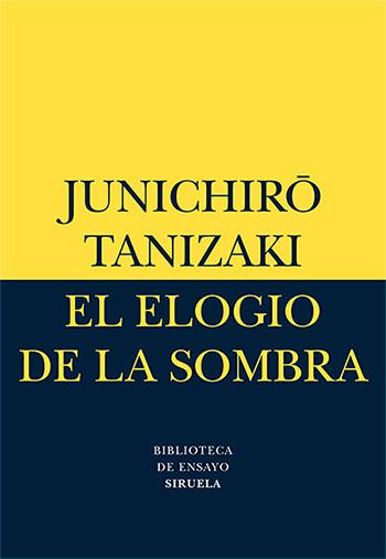 Libro: El elogio de la sombra (Junichirö Tanizaki)