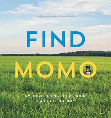Libro: Find Momo (Andrew Knapp)