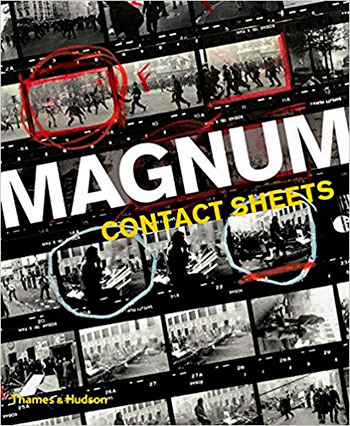Libro: Magnum Contact Sheets