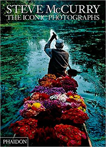 Libro: The iconic Photographs (Steve Mc Curry)