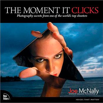 Libro: The moment it clicks (Joe Mc Nally)