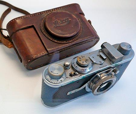 Leica I: la primera Leica de Cartier-Bresson