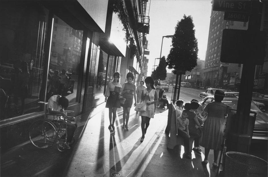 Garray Winogrand, Los Ángeles, 1969