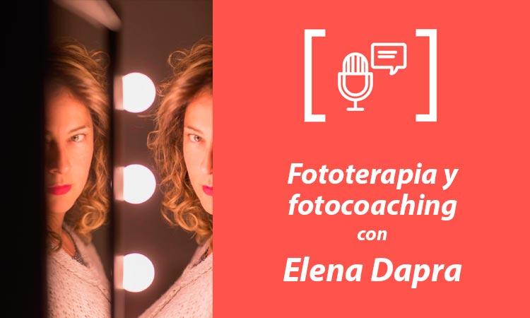 Usos de la fotografía: Fototerapia y fotocoaching. Elena Dapra