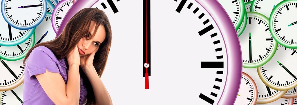 Problema tiempo disponible para la fotografía