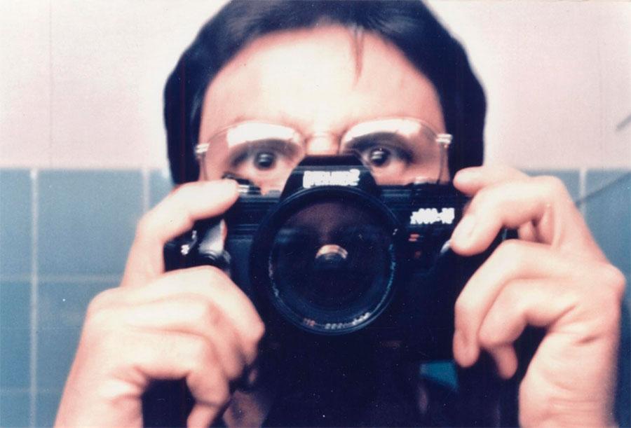Fotografia inicios experimentación Braulio