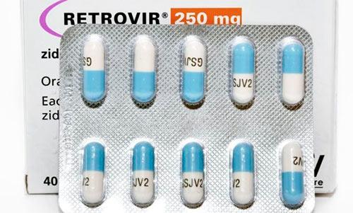 Fármacos contra el sida, retroviales, retrovir fue uno de ellos