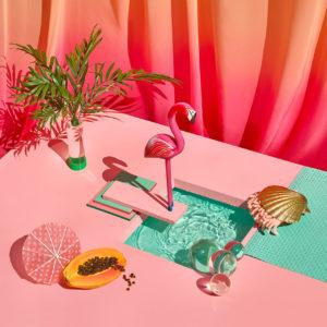 Fotografía de Paloma Rincón: Acapulco Pink