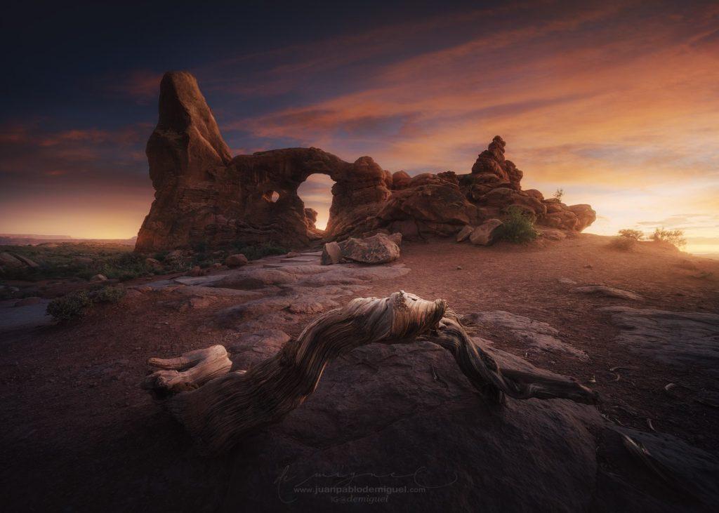 Fotografía de paisaje - Juan Pablo de Miguel