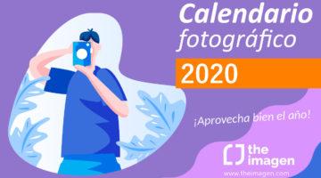 Ejercicios de fotografía, festivales, fechas interesantes y mucho más: calendario fotográfico 2020