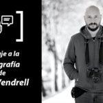 Podcast, entrevista al fotógrafo Joan Vendrell