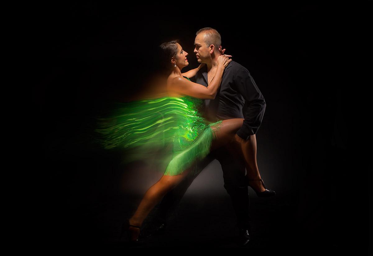 Retrato baile