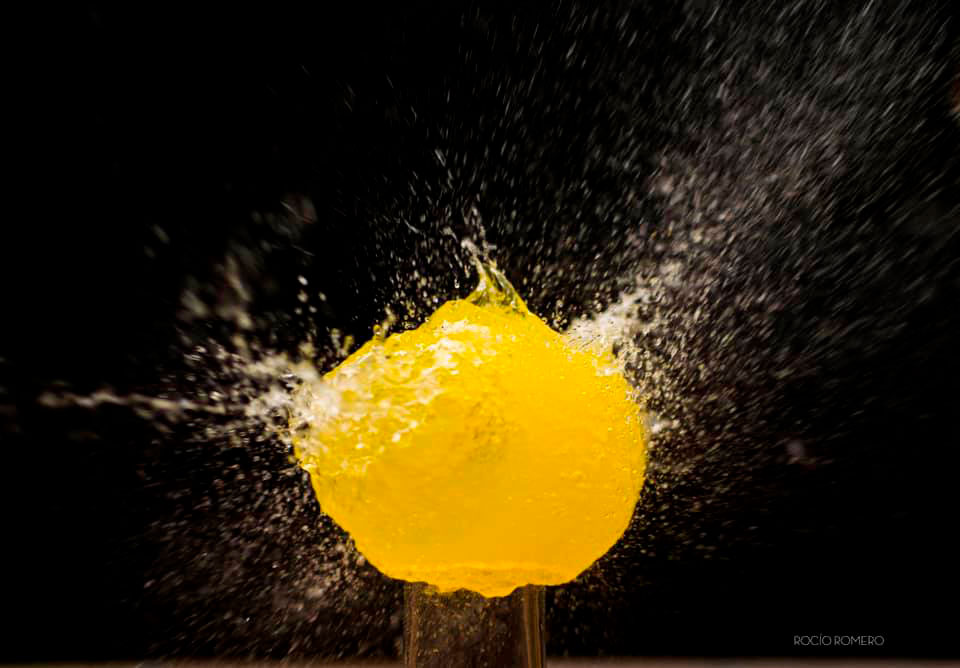 Reto #50: Color amarillo - Rocío Romero Serrano